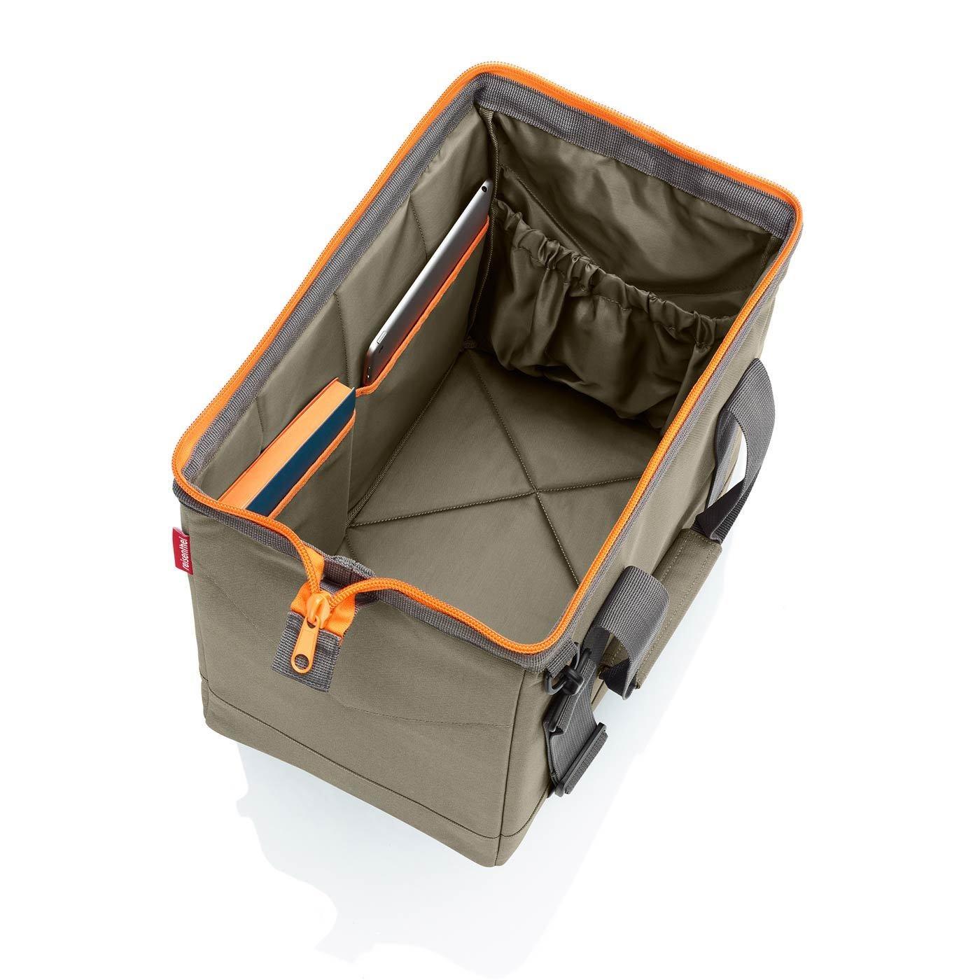 Cestovní taška Allrounder M olive green_0
