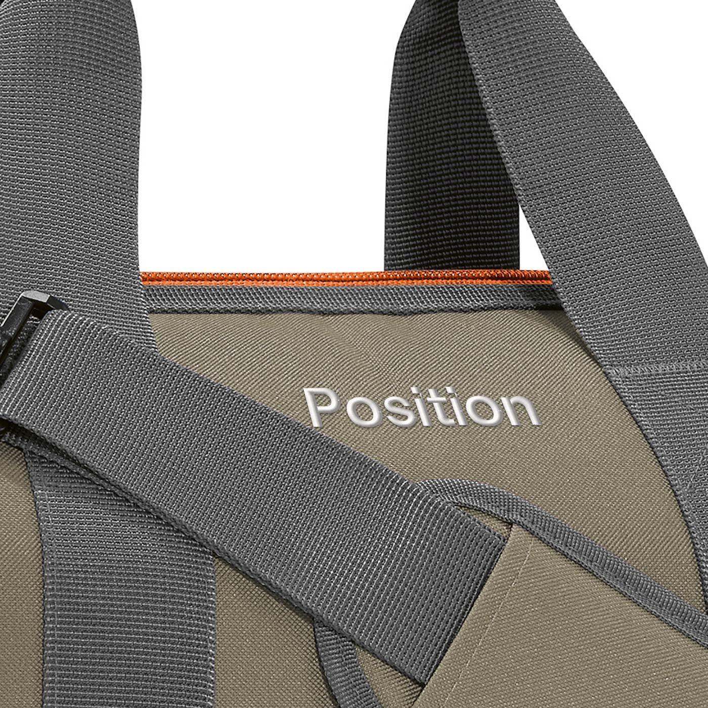 Cestovní taška Allrounder M olive green_2