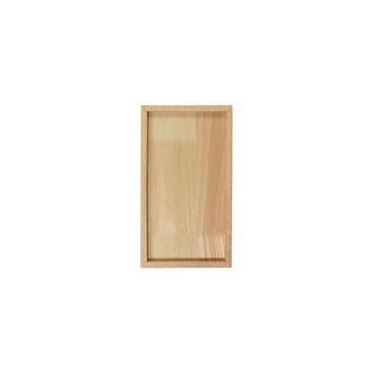 Dřevěný podnos WOOD LIGHT 25 x 14 cm_0