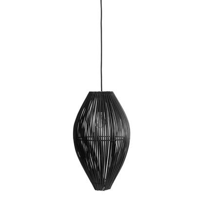 Lustr Fishtrap černý 45 cm_3