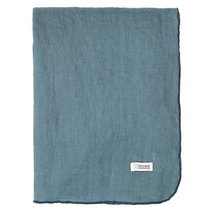 Ubrus GRACIE 160x300 cm modrý_0