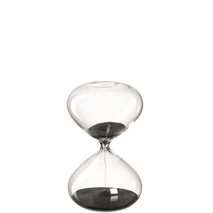 Přesýpací hodiny POSTO 20 cm antracit_0