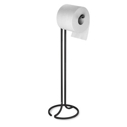Stojan na toaletní papír SQUIRE černý_0