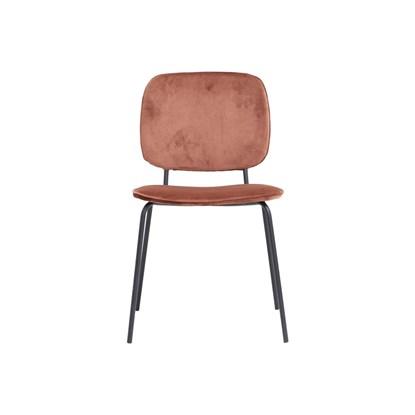Židle COMMA skořicová_2
