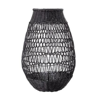 Ratanová lucerna Eira V.66 cm se sklem pro svíčku_1