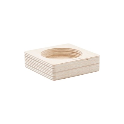 Úložný zásobník na gumy/ sponky ROUND dýha_2