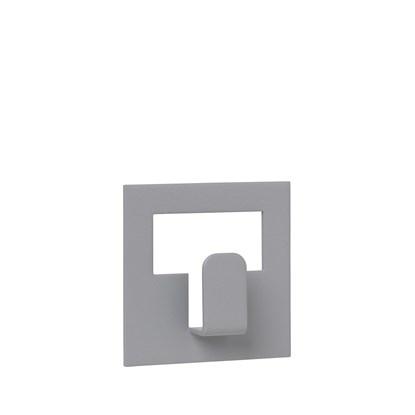 Samolepící háček VINDO šedý_0