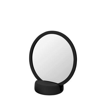 Kosmetické zrcátko SONO černé_0