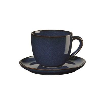 Šálek na cappuccino SAISON 230 ml modrý_0