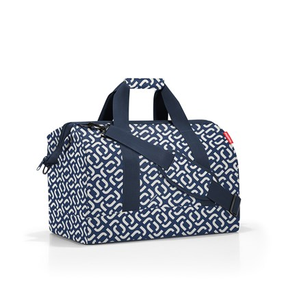 Cestovní taška Allrounder L signature navy_2