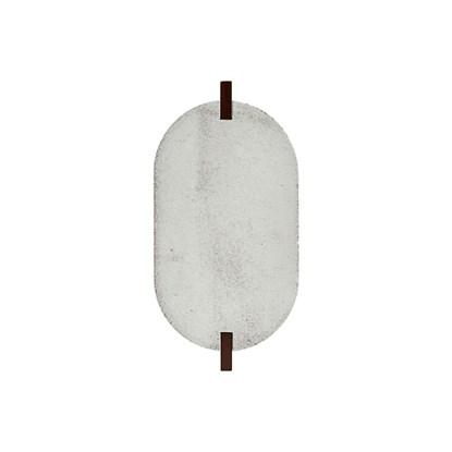 Podložka pod hrnec TRUVET 26x15 cm šedá_1