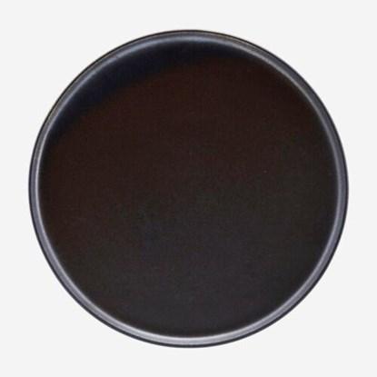 Obrázok Talíř ATON 25,5 cm černý