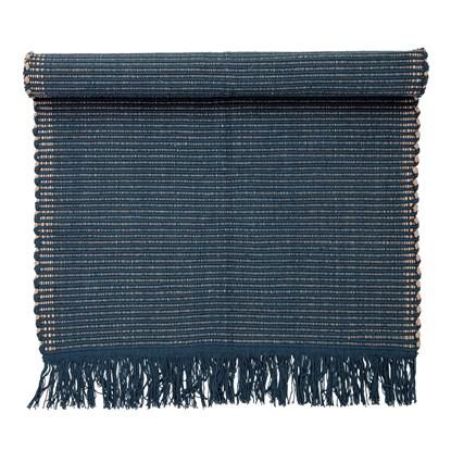 Koberec Yuliyana 160x80 cm modrý_2