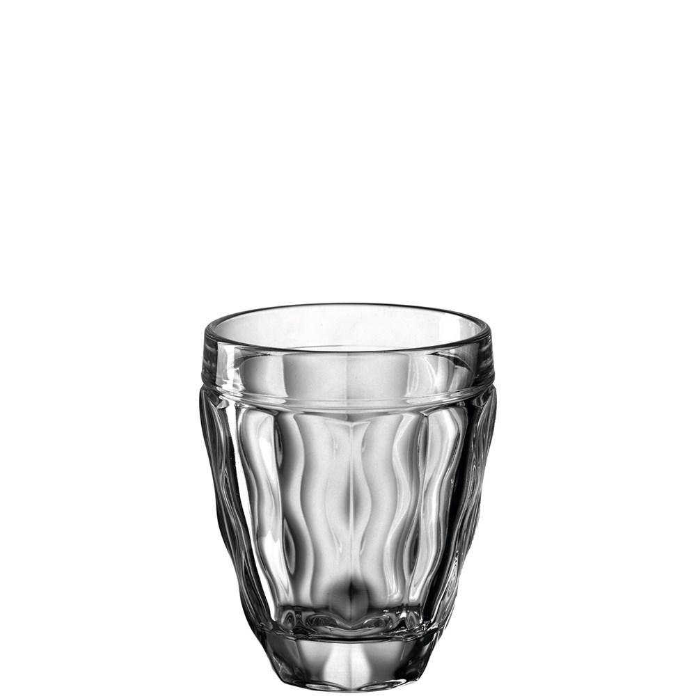 Leonardo Sklenička na vodu BRINDISI 270 ml šedá