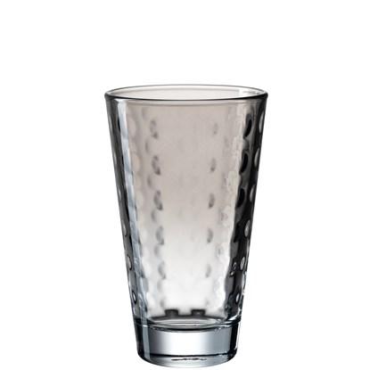 Sklenička na vodu OPTIC šedá 300 ml_0