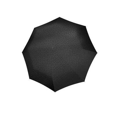 Deštník Umbrella Pocket Classic signature black hot print_1