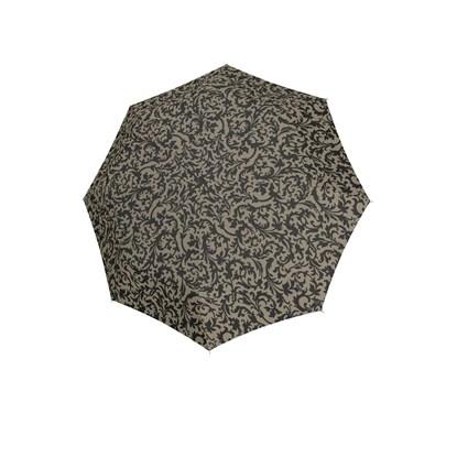 Deštník Umbrella Pocket Duomatic baroque taupe_1