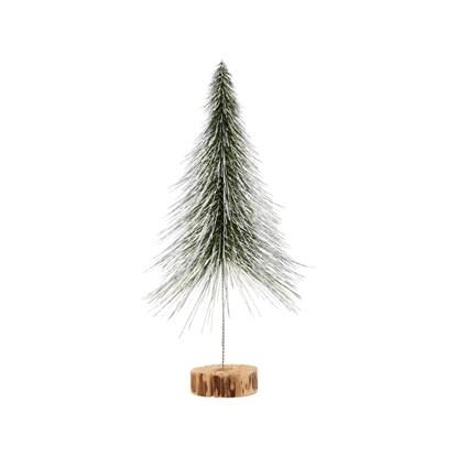 Dekorace vánoční strom SPINKLE 35 cm zasněžený_3