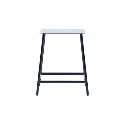 Kovová stolička RAG tmavě šedá_2