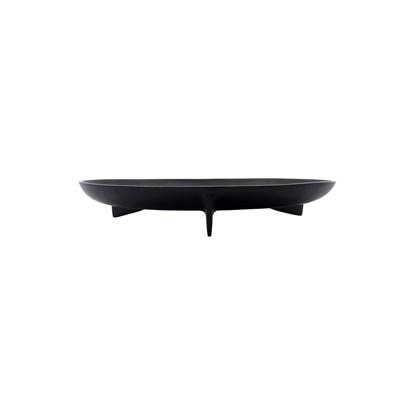 Podnos /tác CAST 38 cm černý_3