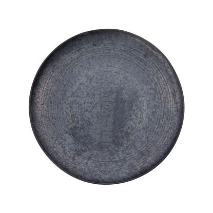 Velký talíř PION 36 cm černá/hnědá_3